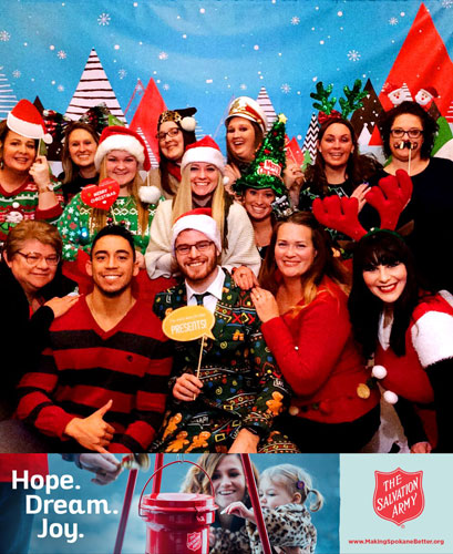 NWSPM Team Salvation Army