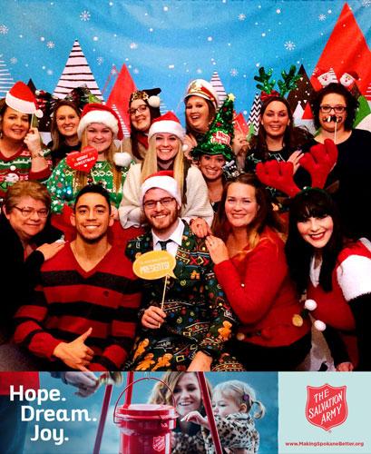 NWSPM Team Salvation Army