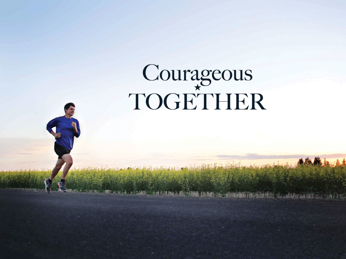 courageous slideshow