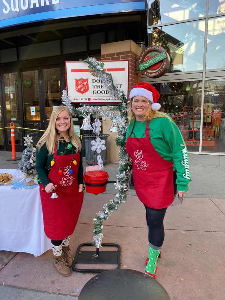 Salvation Army 2019